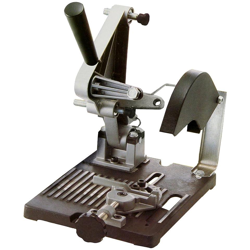 ダルセット資本主義ワーディアンケースSK11 ディスクグラインダースタンド 100 125mm ディスクグラインダー用