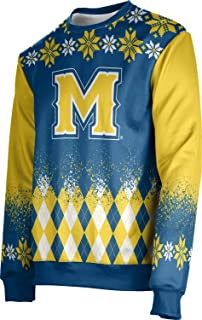 ProSphere McNeese State University Ugly Holiday Men's Sweater - Jolly