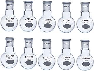 Best 25 ml round bottom flask Reviews