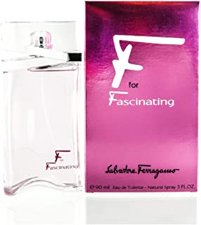 Salvatore Ferragamo F for Fascinating for Women 90ml Eau de Toilette Spray