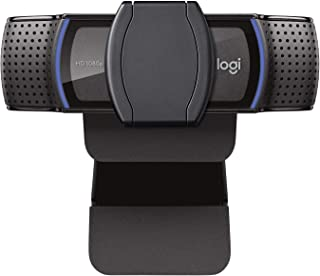 Logitech C920S Pro HD Webcam (Renewed)