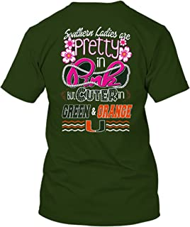 Best pink miami hurricanes Reviews