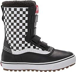 Checkerboard/Black