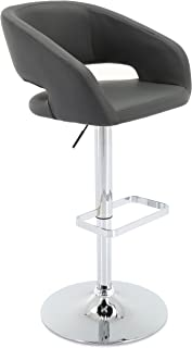 Best bar leather chairs Reviews