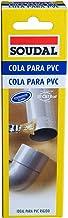 SOUDAL PVC-lijm: 125 ml.