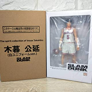 The spirit collection of Inoue Takehiko SLAM DUNK 木暮公延(白ユニフォームVer.)