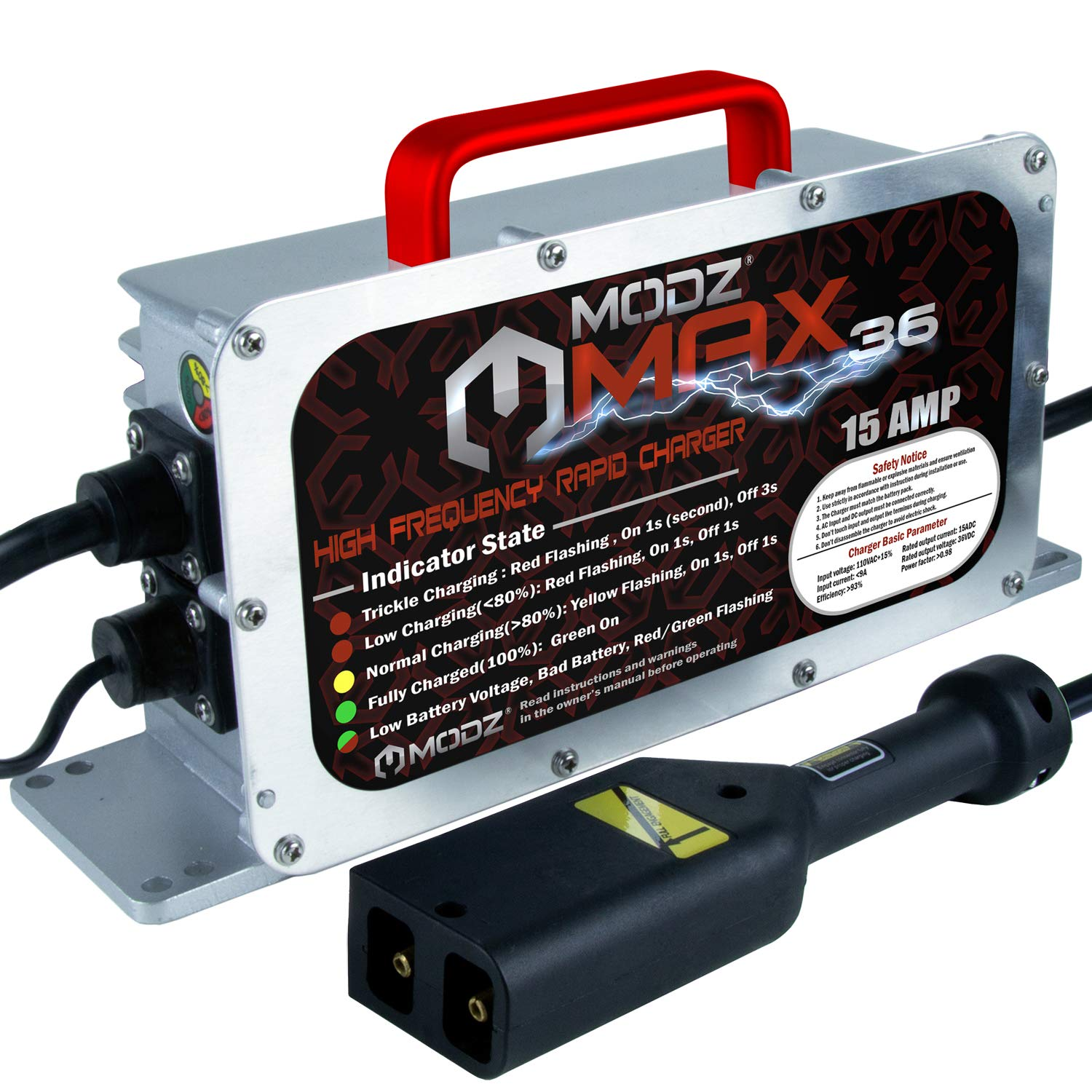 Max36 Battery Charger Golf Carts