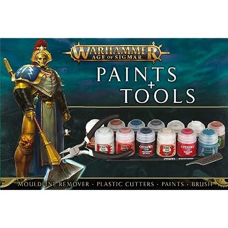 Games Workshop Warhammer Age of Sigmar - Paints + Tools