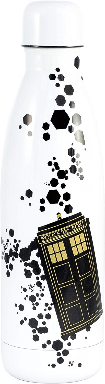 Se7en20 Doctor Who: Tardis Hex White Insu Stainless Popular brand in the world Ranking TOP19 Steel Vacuum