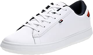 Tommy Hilfiger Essential Leather Detail Cupsole Men's Sneakers