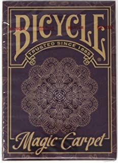 Bicycle Magic Carpet Theme Playing Cards