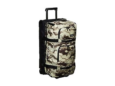 Dakine Split Roller 85L (Ashcroft Camo) Luggage