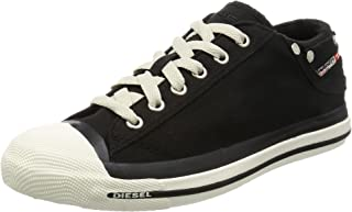 Diesel Magnete Exposure Low W 牛仔布,女式低帮运动鞋