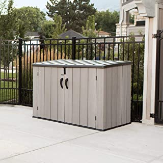 Horizontal Storage Shed 75.2 in. L x 42.5 in. W x 52 in. H