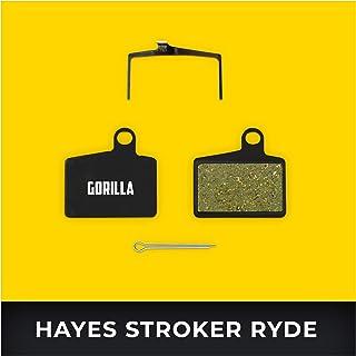 comprar comparacion Hayes Pastillas de Freno Stroker RYDE RYDE Comp & Radar para Freno de Disco Bicicleta I Orgánico & Sinterizado I Alto Rend...