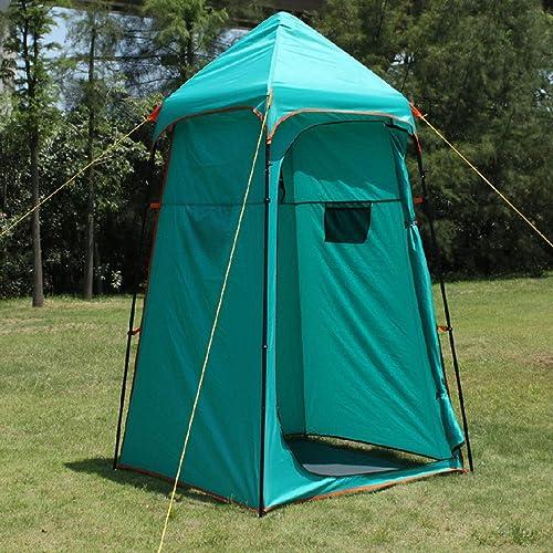 YXXHM- Tente de Bain Tente de Douche en Plein air Compte de Bain Chaud Tente pour Adulte s'habiller Tente Mobile pour s'habiller