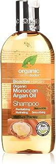 DR Organic Shampoo Organic Moroccan Argan Oil