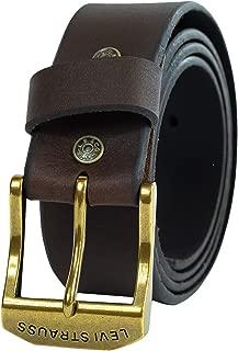 Men's Casual Leather Belt