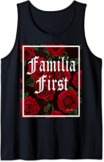 FAMILIA FIRST RED ROSES T SHIRT Tank Top