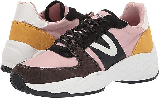 Oliva/Neutral Pink/Yellow/Black/Black/White