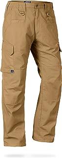 LA Police Gear Men Operator Tactical Pant Elastic Waistband