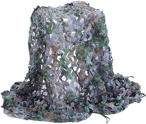 SXY888 Filet de Camouflage numérique Professionnel de 2mx3m pour Le Camping Chasse Militaire tir aveugléHommest Regarder décorations de fête cachées, Ombre extérieure