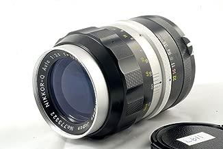 Nippon Kogaku Japan Nikon 135mm f/3.5 f3.5 Nikkor-Q non-AI manual focus lens