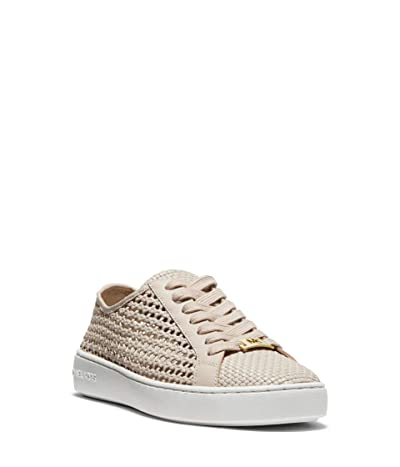 MICHAEL Michael Kors Olivia Lace-Up (Light Sand) Women