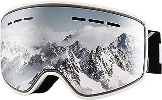ski goggles for helmets