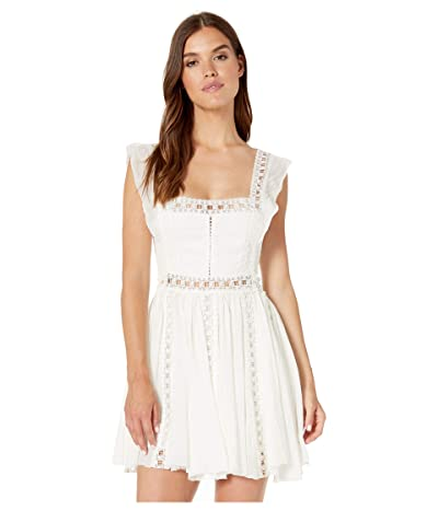 Free People Verona Dress (Ivory) Women