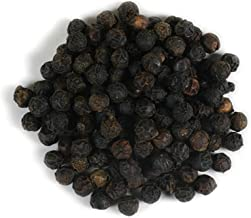 Frontier Co-op Peppercorns, Black Whole, Tellicherry, Certified Organic, Kosher, Non-irradiated | 1 lb. Bulk Bag | Piper n...