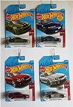 Hot Wheels Nissan Skyline GT-R Red 1/5 BCNR33, BNR34 Green 2/5, BNR32 4/5 Blue, BCNR33 Zamac 1/5 Set of 4