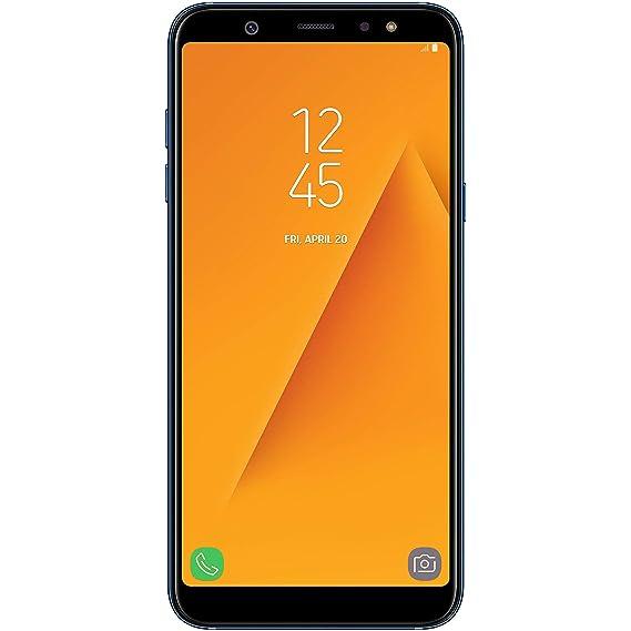 Samsung Galaxy A6 Plus (Blue, 4GB RAM, 64GB Storage)