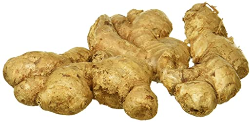 Fresh Organic Ginger, 100g