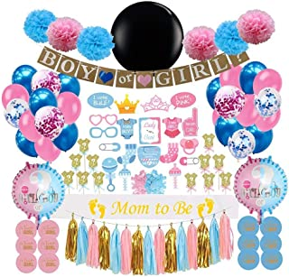 Best baby gender reveal party cake ideas Reviews