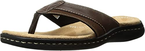 Dockers Pour Pour des hommes Laguna Décontracté Flip-Flop Sandal chaussures, Briar, 10 M  moins cher