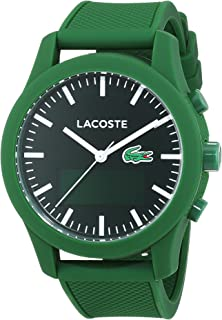 Lacoste Casual Watch Analog Display Quartz for Men
