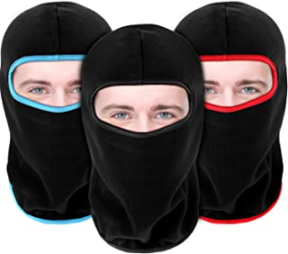 Balaclava Face Mask Motorcycle Mask Windproof Plush Thermal Camouflage Fishing Cap Face Cover for Sun Dust Protection