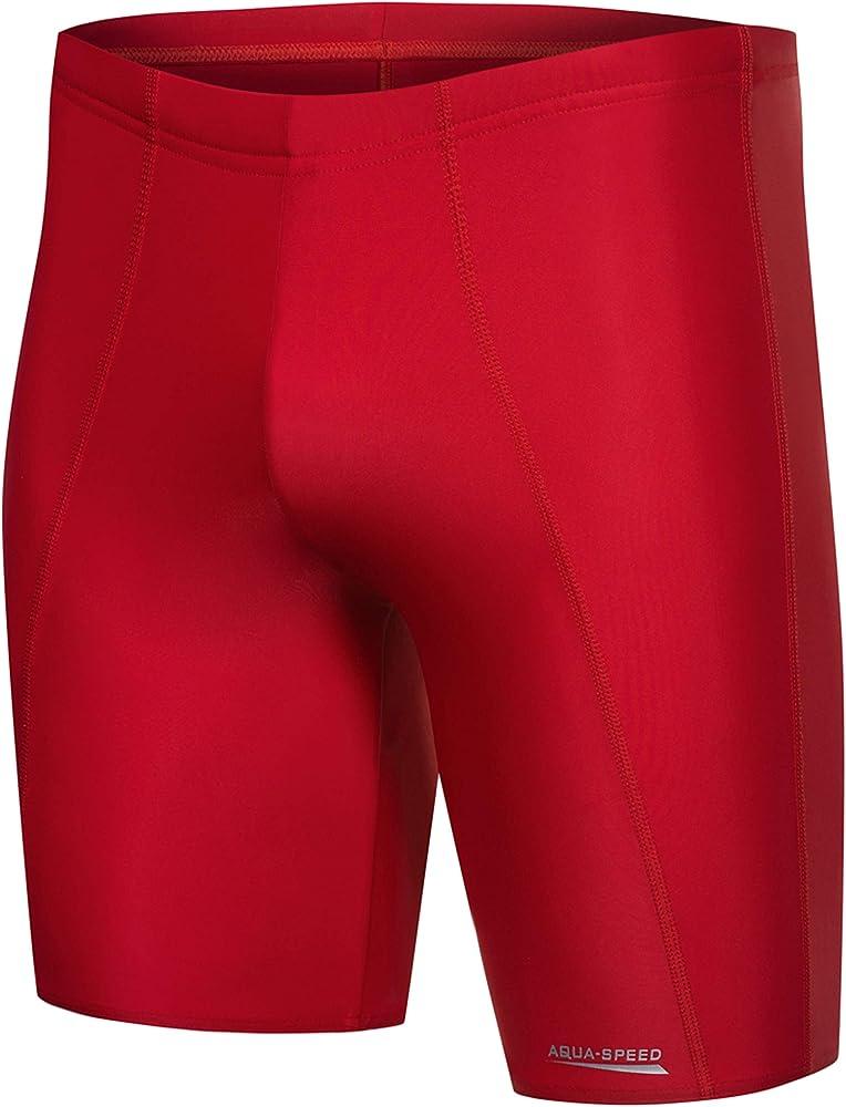 aqua speed costume da bagno,lungo per uomo,78% poliammide, 22% elastan 58194