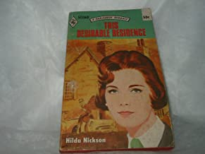 This Desirable Residence (Harlequin Romance #1360)