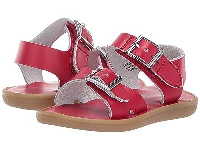 FootMates Tide (Infant/Toddler/Little Kid) (Apple Red) Kids Shoes