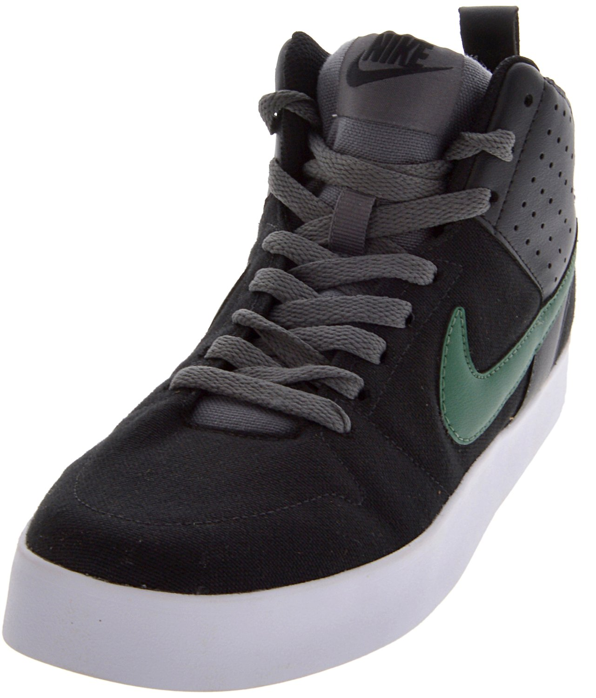 nike men's liteforce iii mid sneakers