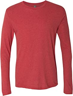 Next Level Apparel Triblend Long Sleeve Crew (6071)