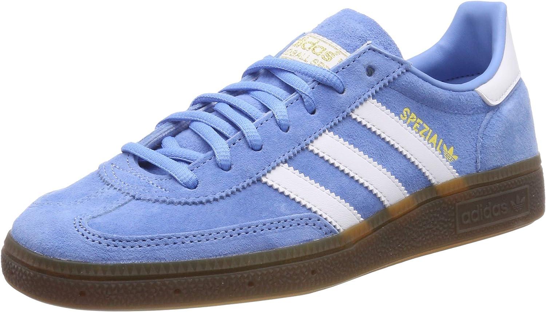 Adidas Herren Handball Spezial Gymnastikschuhe Blau Light Blau FTWR Weiß Weiß Weiß Gum5, 44 2 3 EU B07JZPH1C7  Flagship-Store e960ba