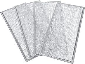 KingLan Wb06X10596 Reemplazo De Filtro De Horno De Microondas De Grasa De Malla De Aluminio De 4 Piezas para GE