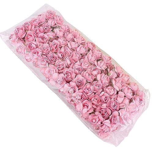 White Paper Flower Craft Amazon Co Uk