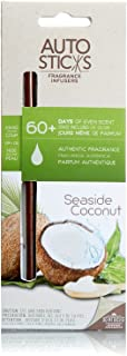 Enviroscent Seaside Coconut Air Freshener (3 per Pack)