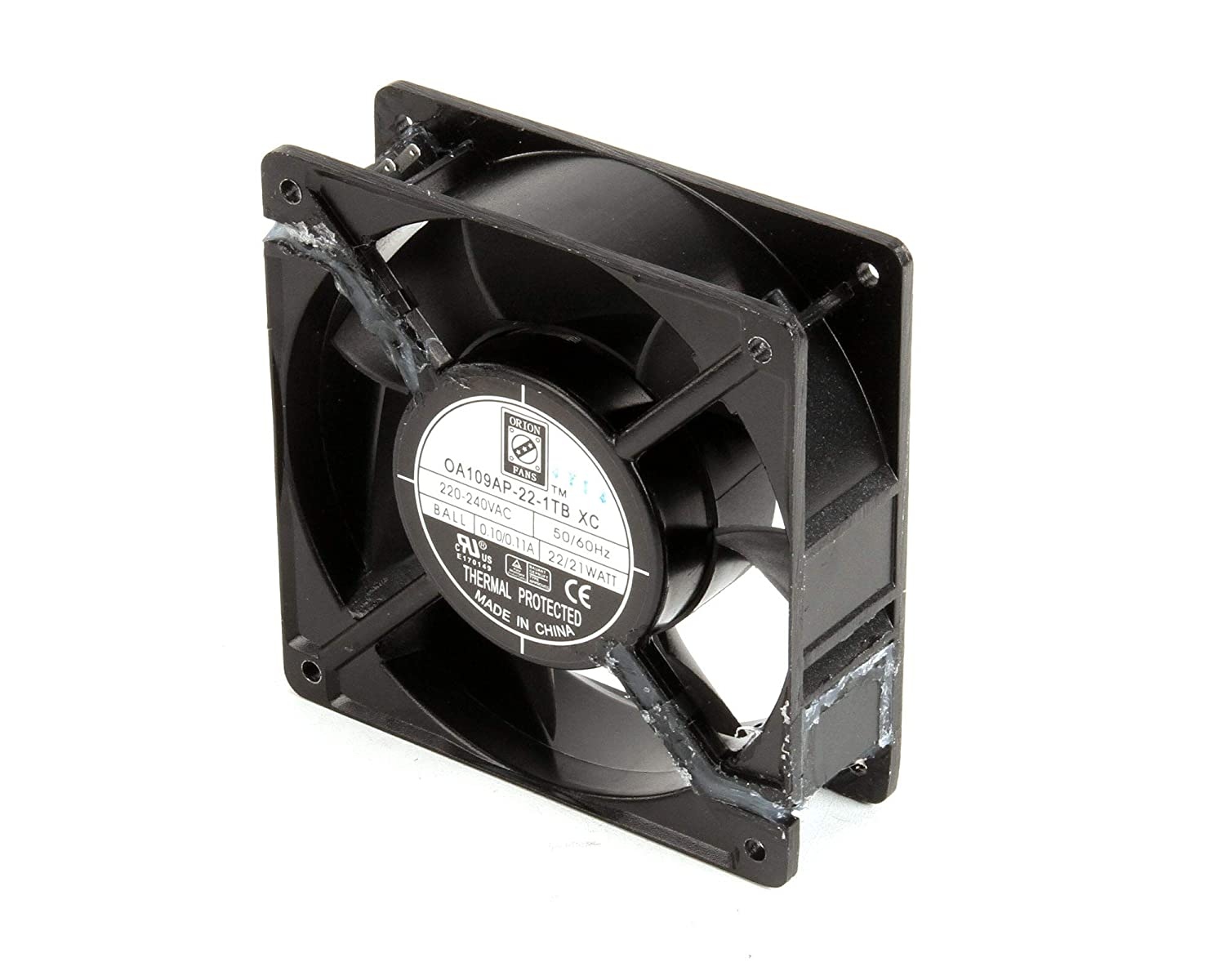 Turbochef Limited Special Price 100757 Fan Cooling Max 82% OFF Pr W Thermal Axial