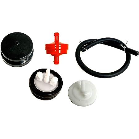 5*Snowblower Primer Bulb Body For Toro CCR-1000,CCR-2000,CCR-2017,CCR-2450 Kit