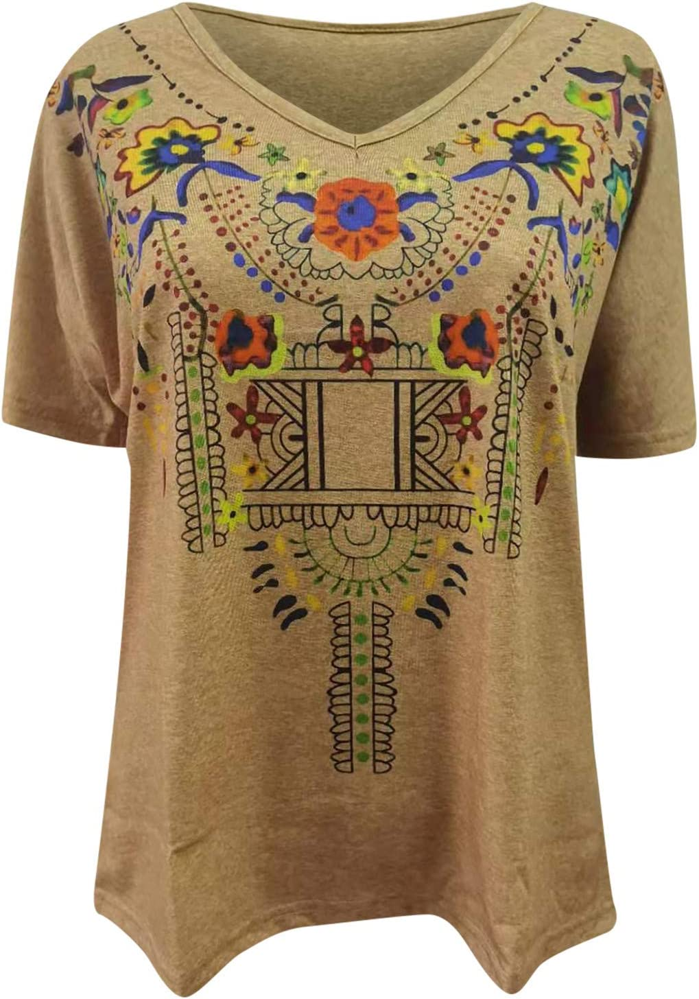 Women Blouses Beauty products and Tops Fashion for Casual Printed Work St Direct store Ethnic